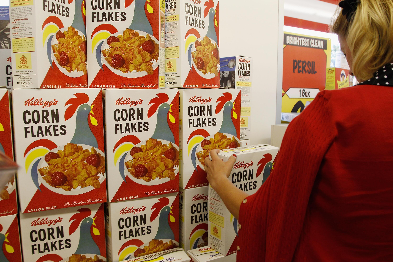 Bild zu Kellogg's Corn Flakes