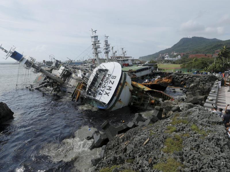 Bild zu Schiffsfriedhof