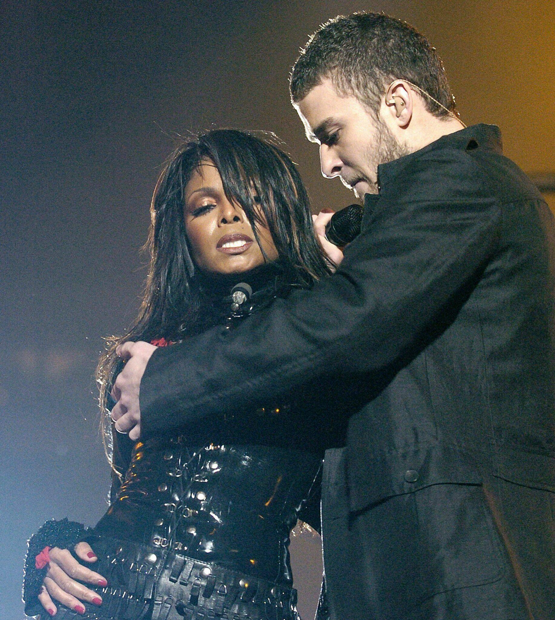 "Bild zu ""Nipplegate"", Super Bowl, Justin Timberlake"