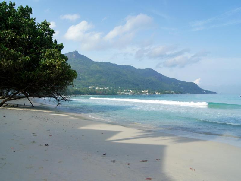 Bild zu Strand auf den Seychellen