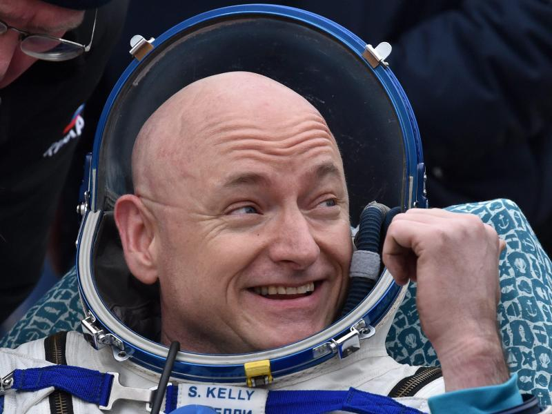 Bild zu Astronaut Scott Kelly