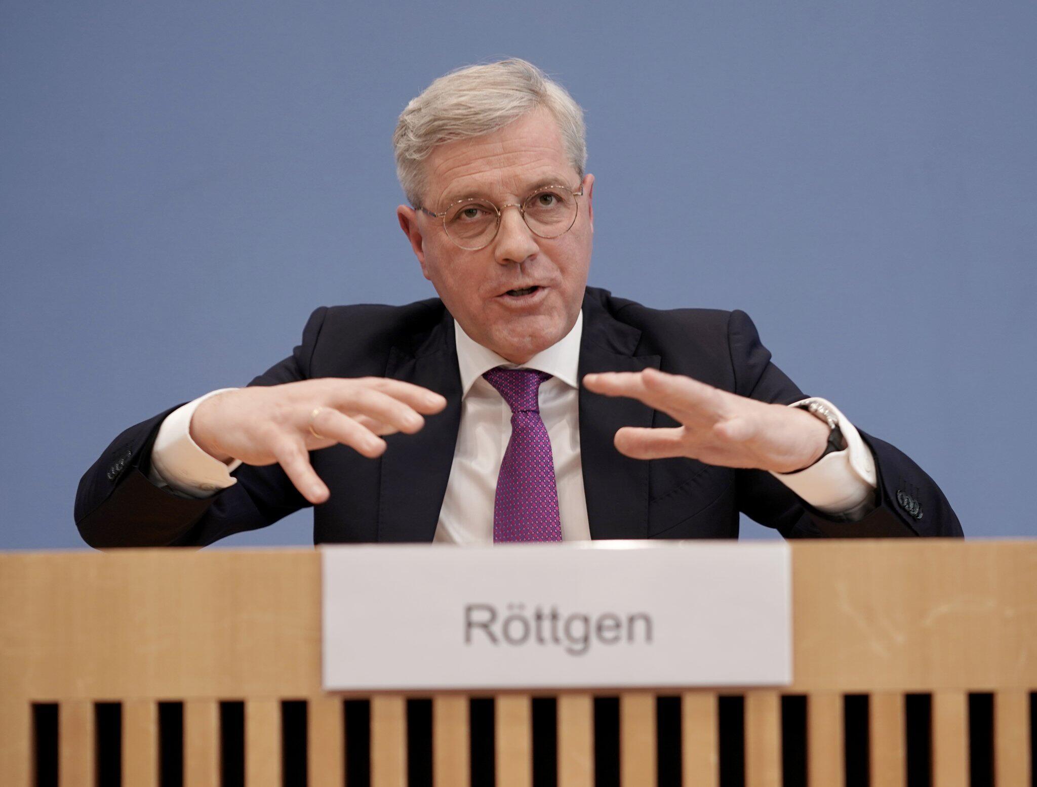Bild zu Norbert Röttgen will für den CDU Vorsitz kandidieren