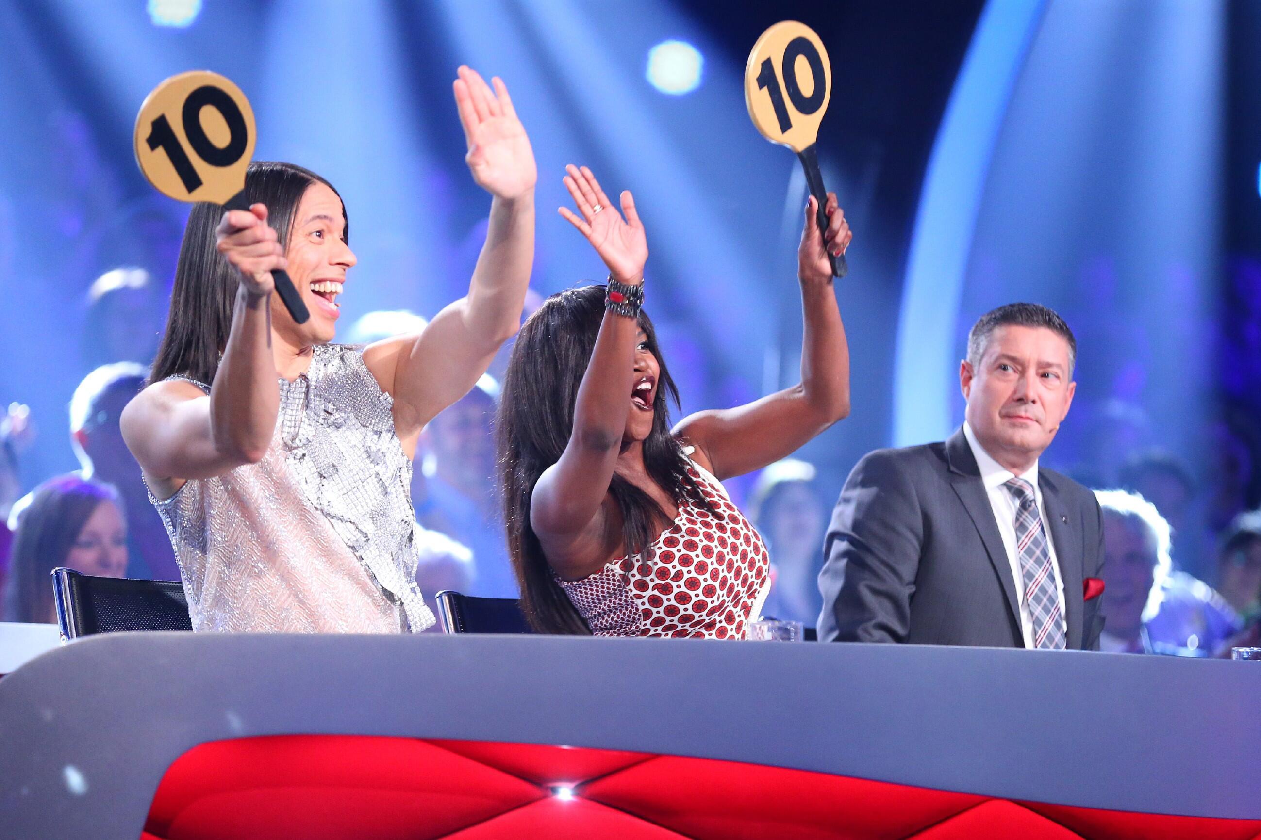 Bild zu Let's Dance Viertelfinale