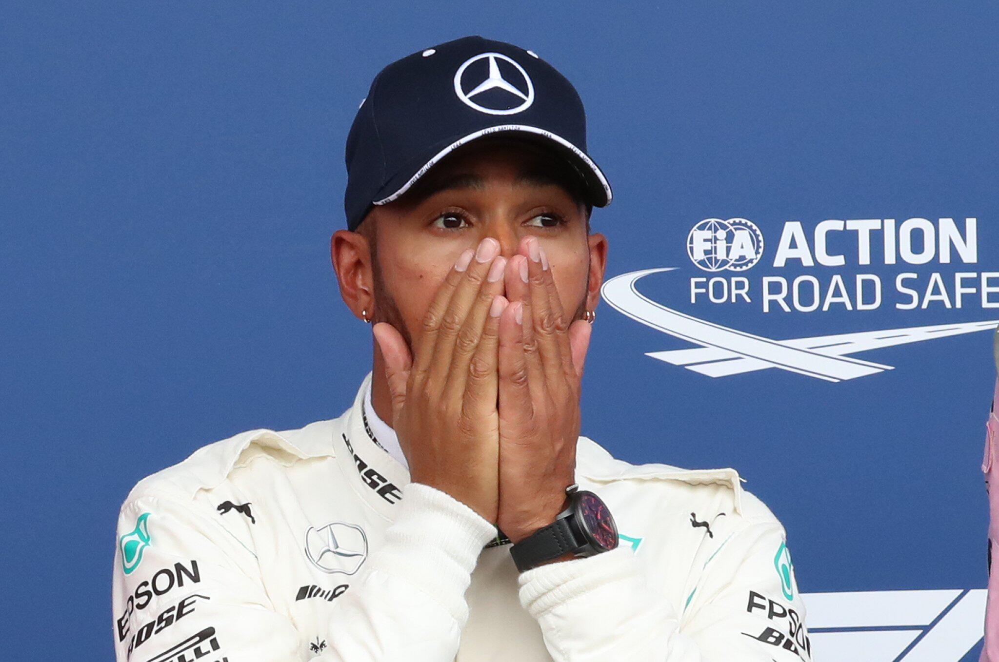 Bild zu F1 Großer Preis von Belgien - Qualifying