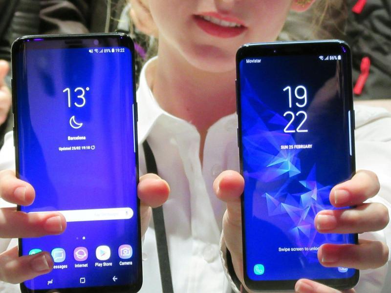 Bild zu Samsung S9 und S9+