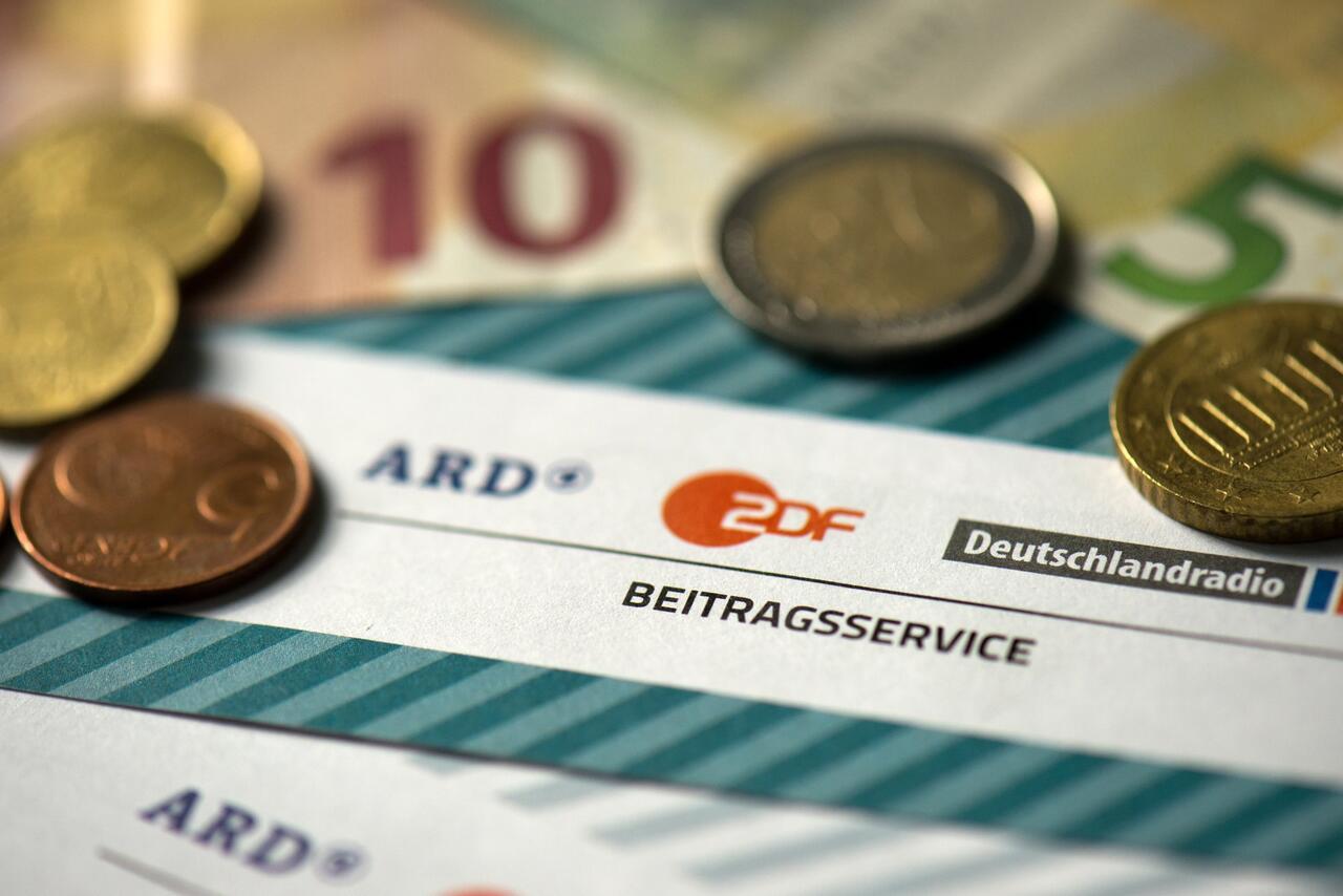 Bild zu Beitragsservice von ARD, ZDF und Deutschlandradio