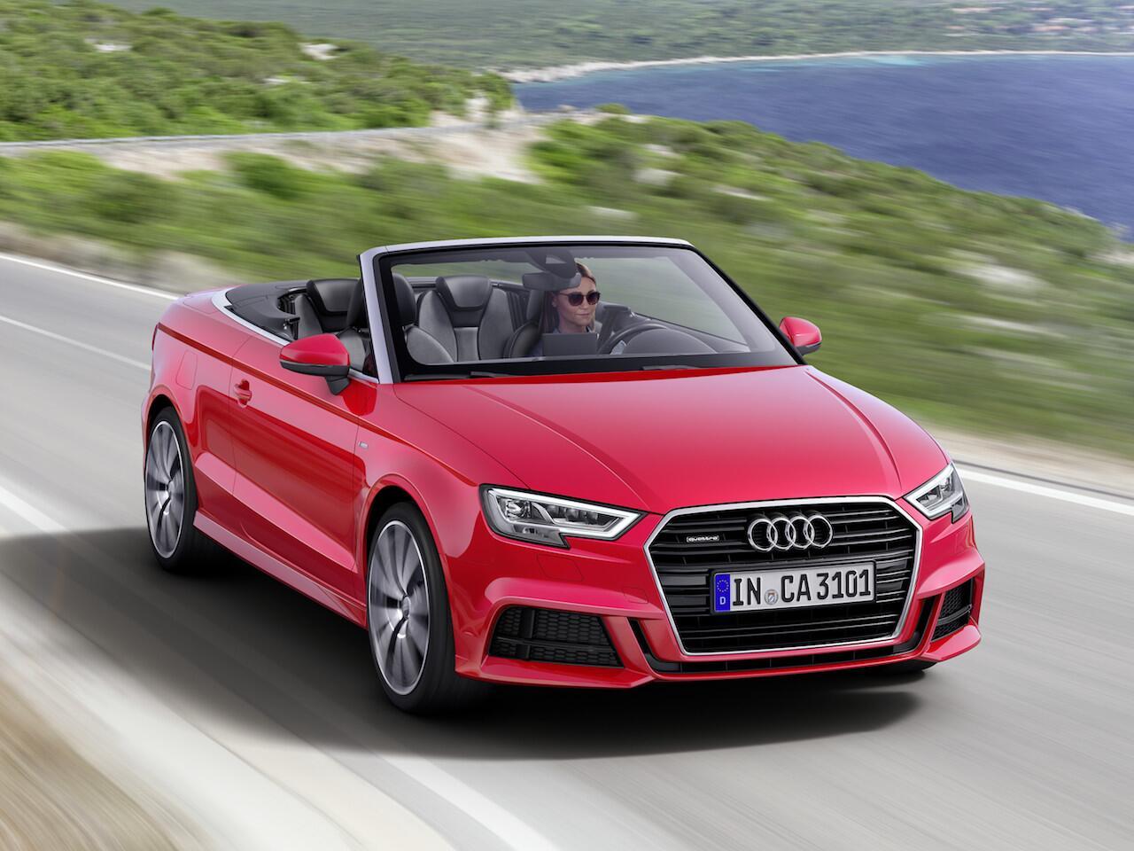 Bild zu Audi A3 Cabriolet