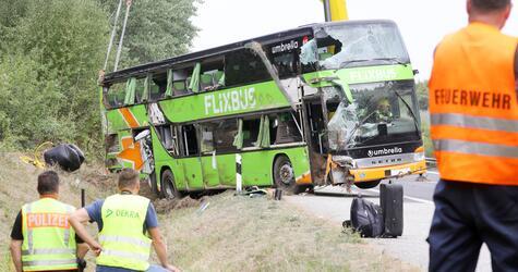 Flixbus Unfall