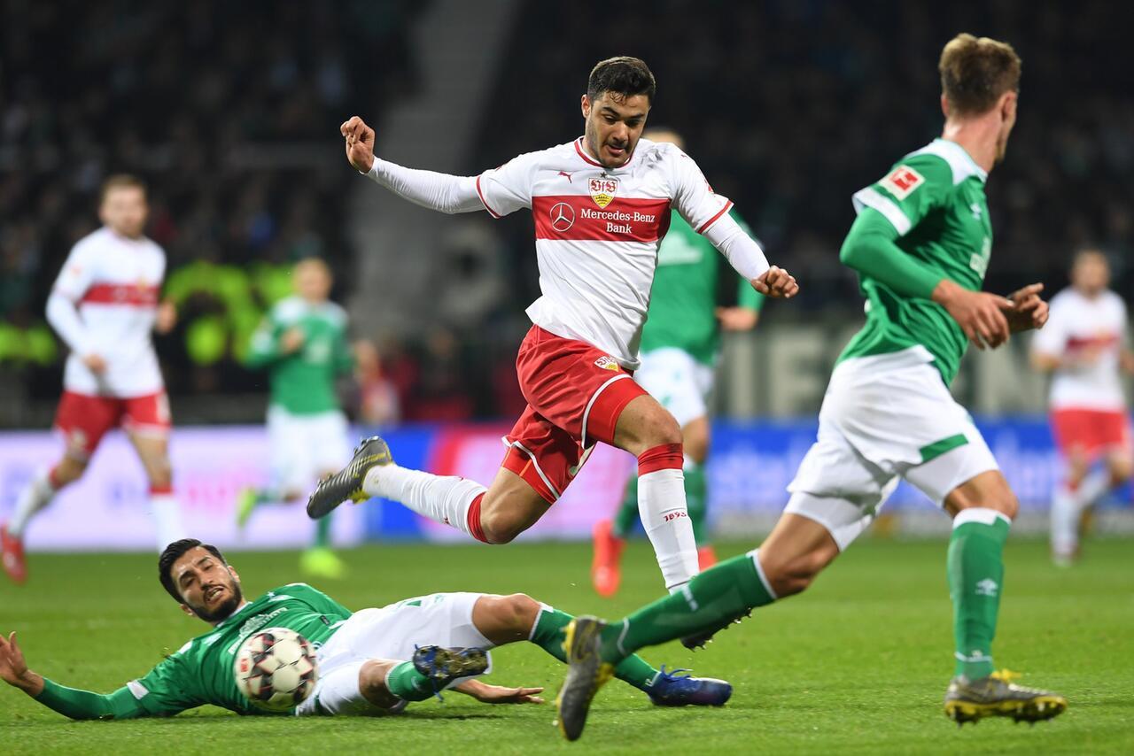 Bild zu Werder Bremen - VfB Stuttgart