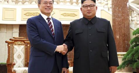 Korea-Gipfel in Pjöngjang