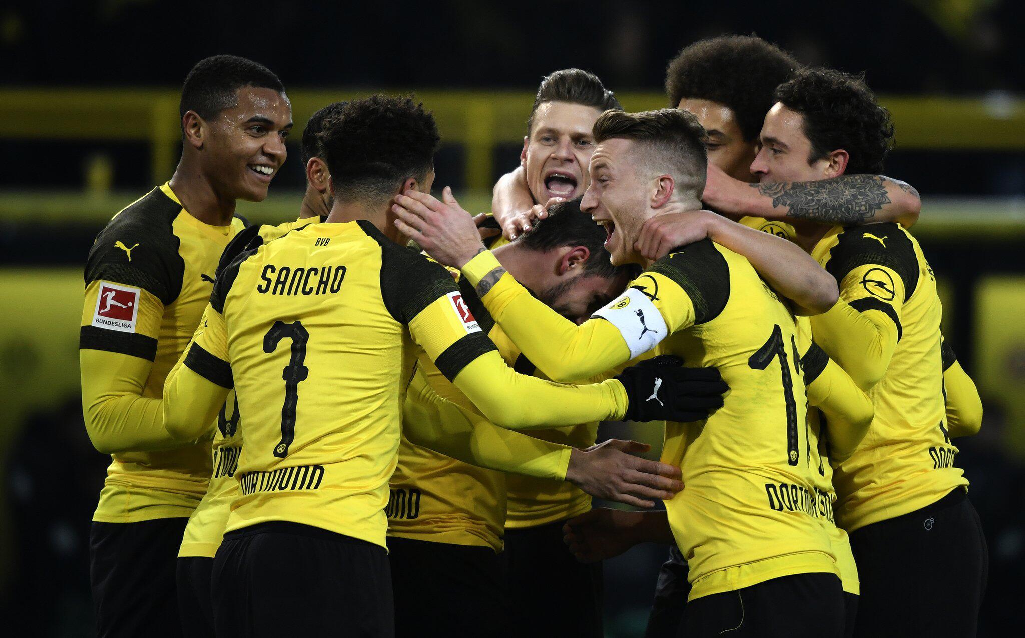 Bild zu Borussia Dortmund - Werder Bremen
