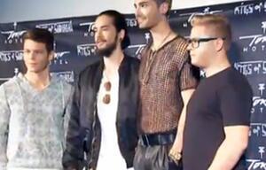 Geringes Interesse am neuen Album und an der Tour – Ist Tokio Hotel am Ende?