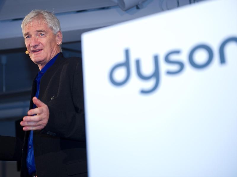 Bild zu James Dyson