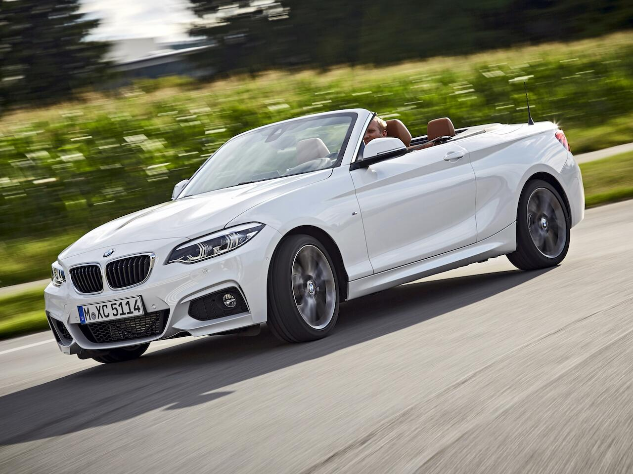 Bild zu BMW 2er Cabriolet