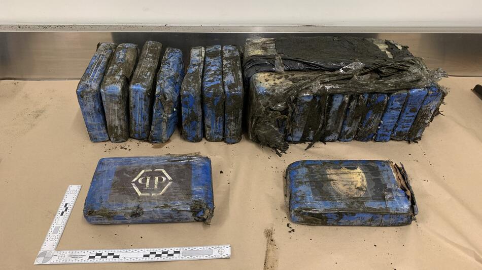 Kokain-Päckchen inMillionenwert in Neuseeland an Strand gespült