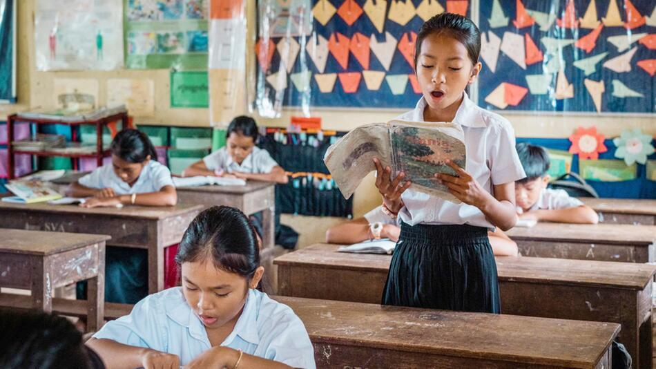 Unicef: 168 Millionen Kinder seit fast einem Jahr nicht beschult