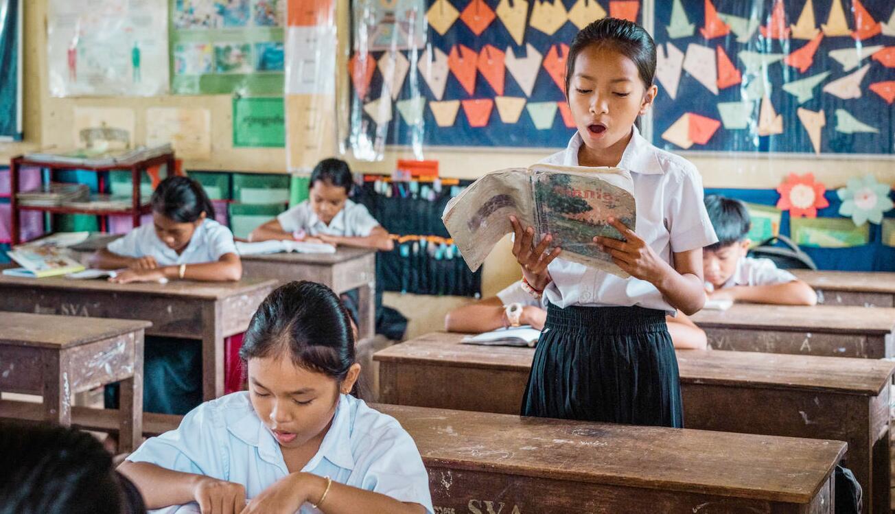Bild zu Unicef: 168 Millionen Kinder seit fast einem Jahr nicht beschult