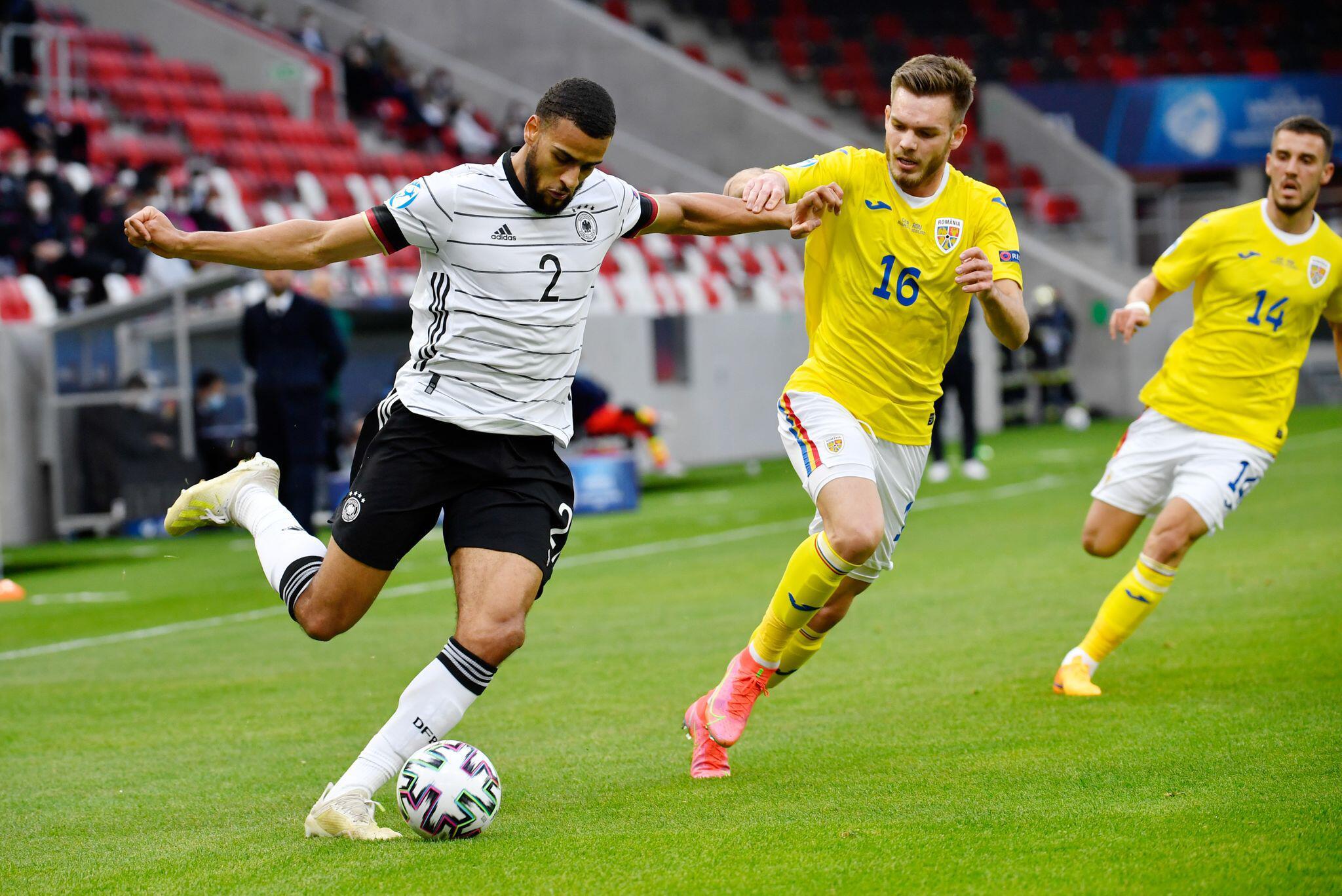 Bild zu Deutschland - Rumänien