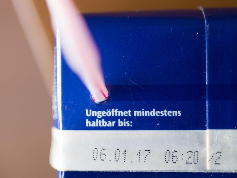 Bild zu Haltbarkeitsdatum