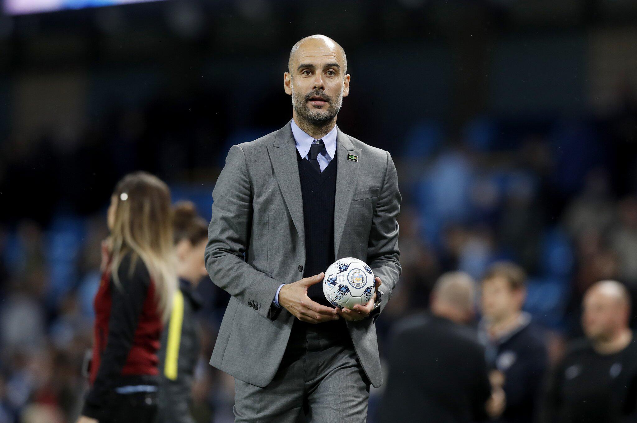 Bild zu Manchester City
