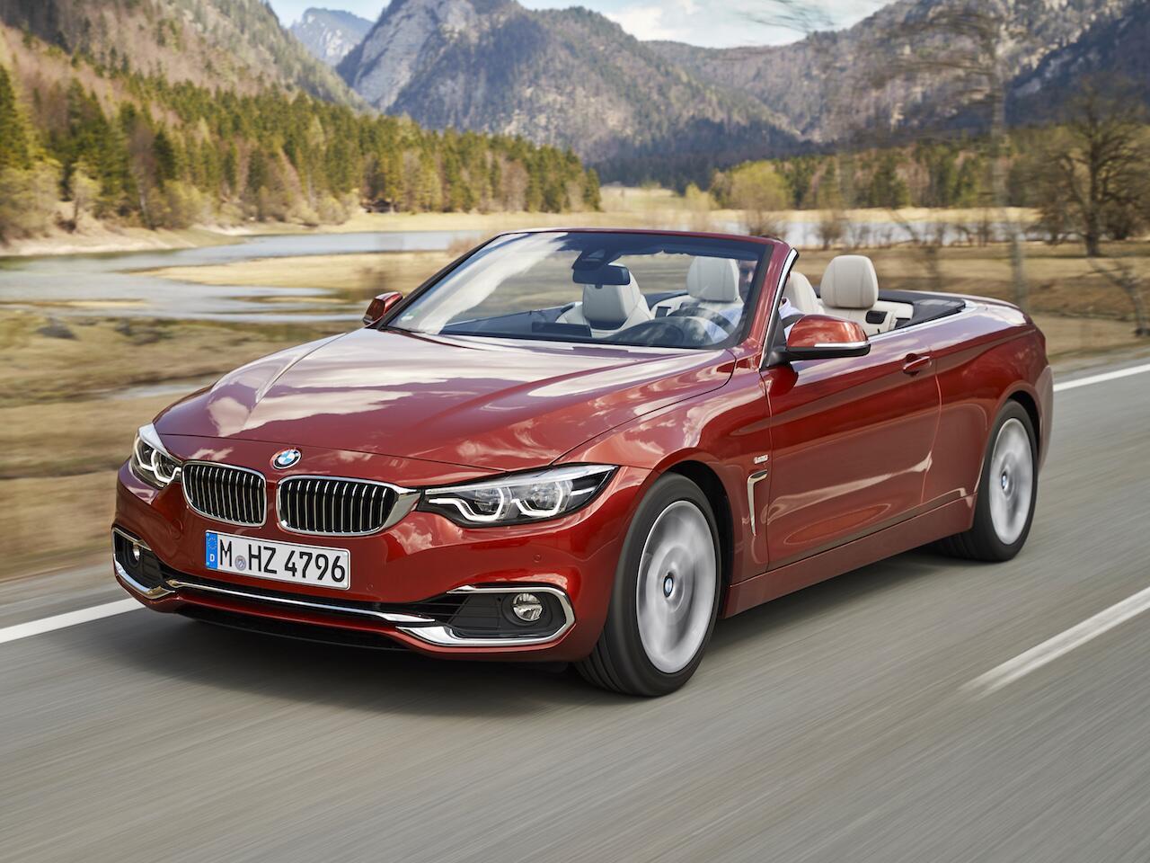Bild zu BMW 4er Cabriolet