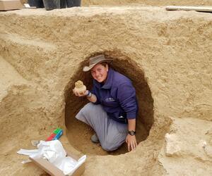 2000 Jahre alte jüdische Siedlung in Israel entdeckt