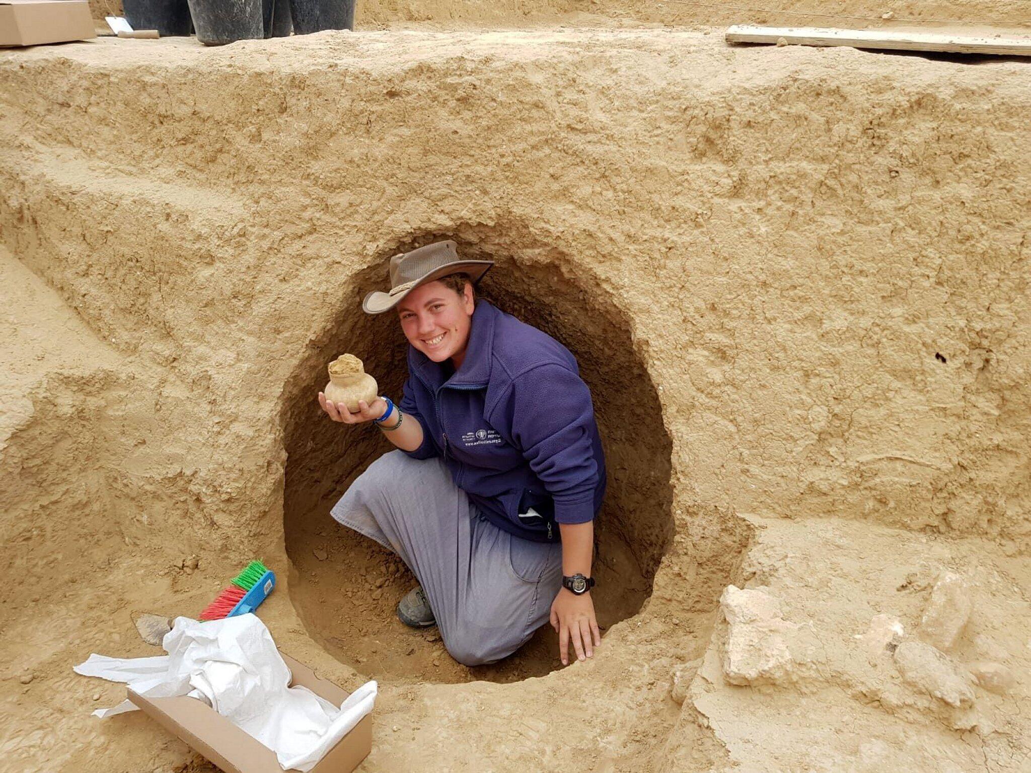 Bild zu 2000 Jahre alte jüdische Siedlung in Israel entdeckt