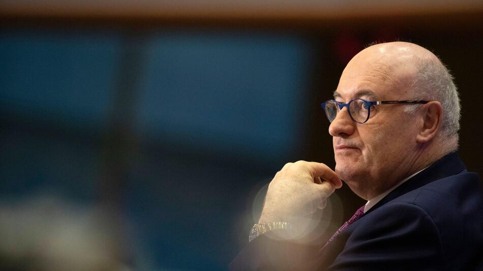 EU-Handelskommissar Phil Hogan