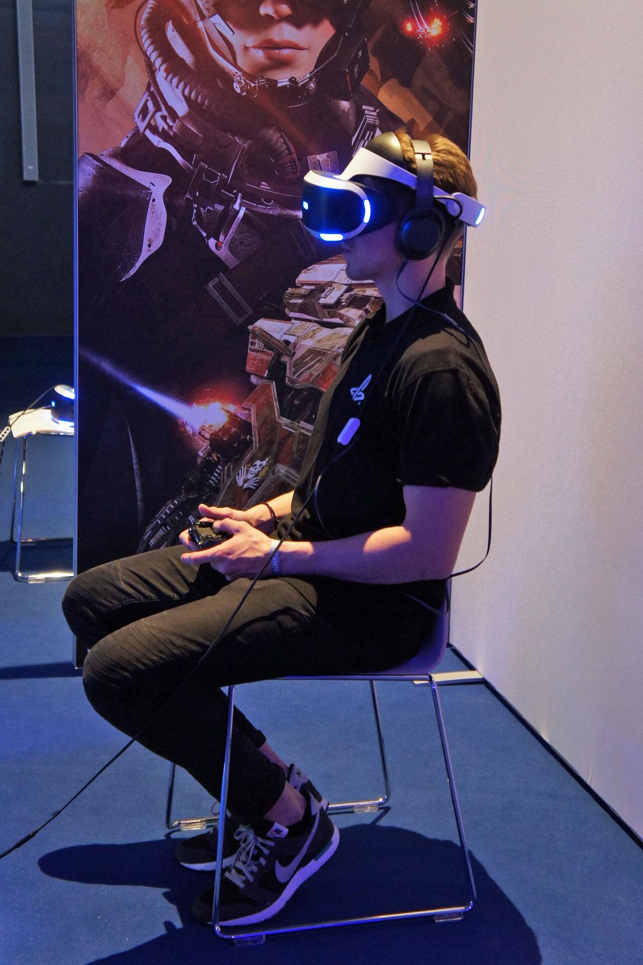 Bild zu Playstation VR