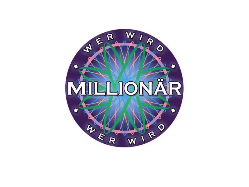 Bild zu Wer wird Millionär