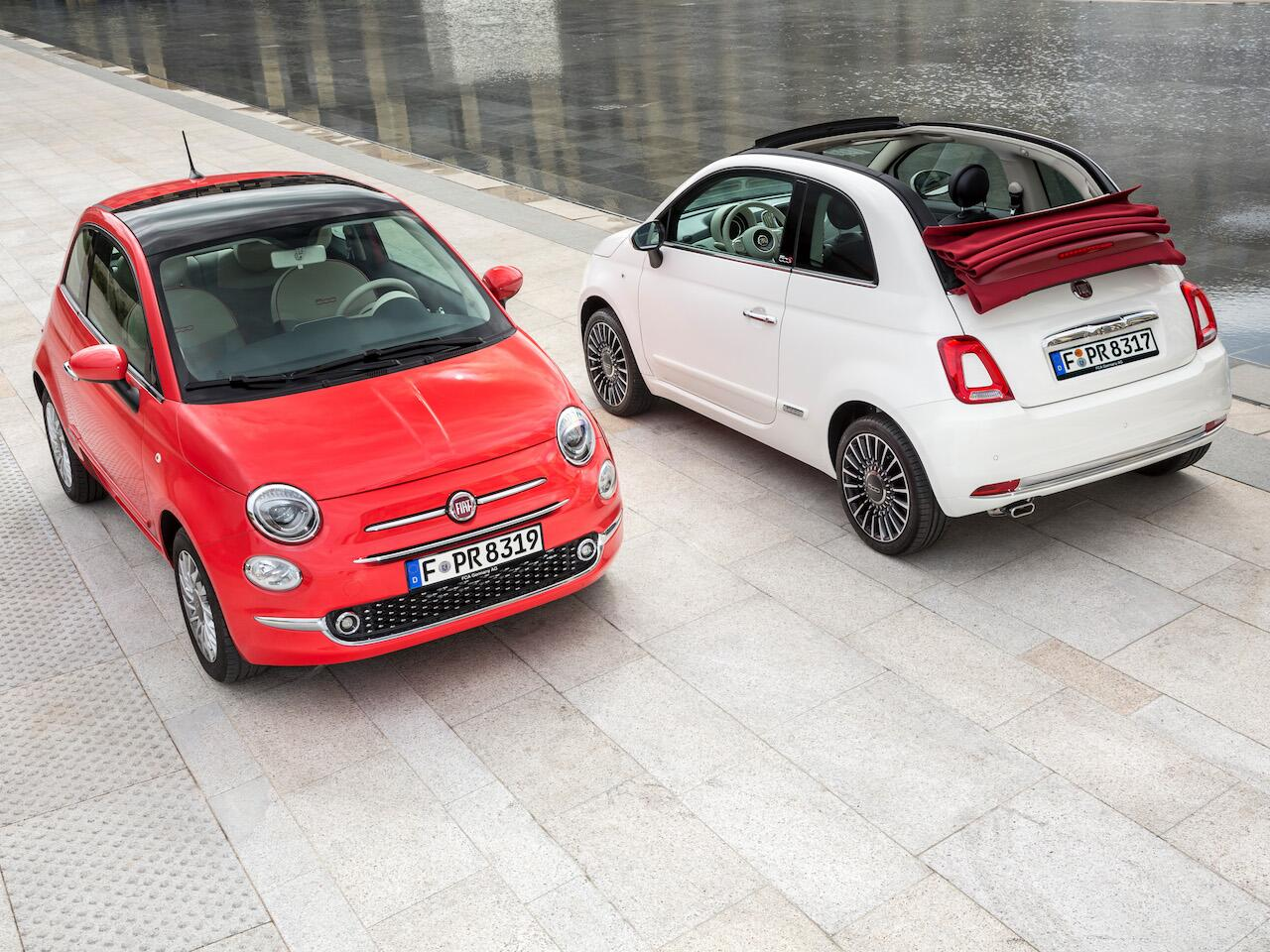 Bild zu Fiat 500C