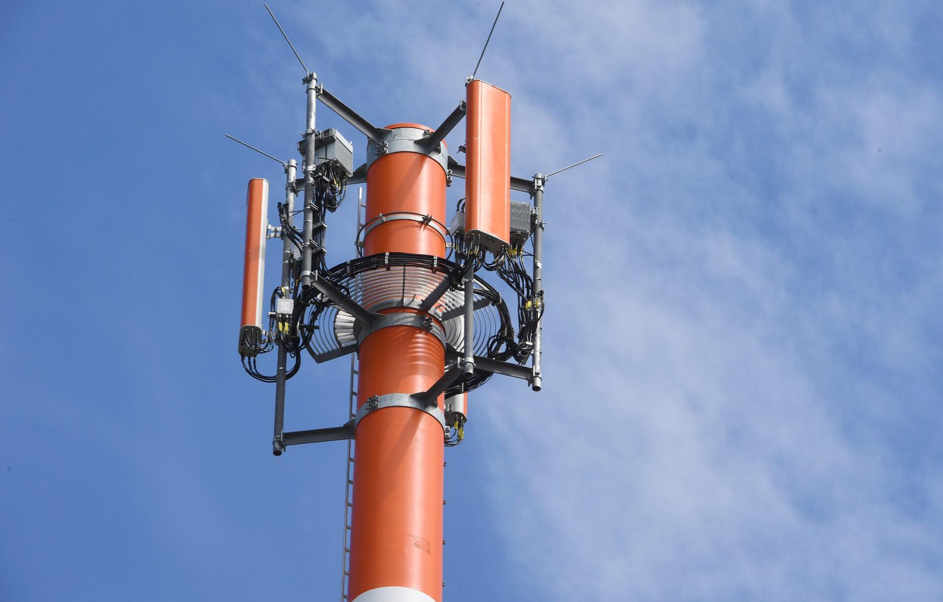 Bild zu Mobilfunkmast