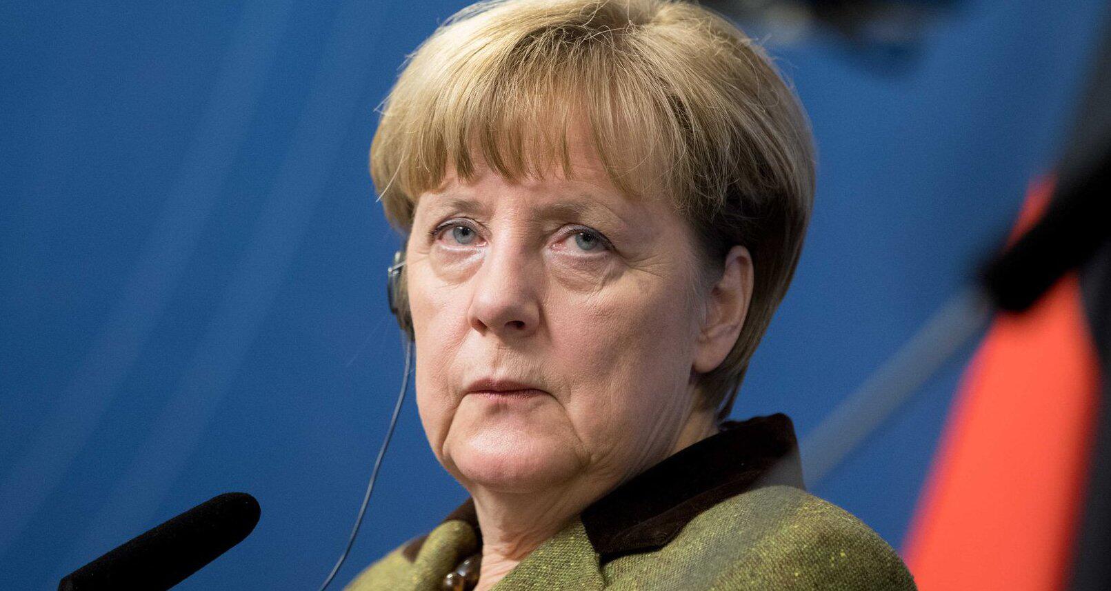 Bild zu Bundeskanzlerin Angela Merkel besucht Schweden