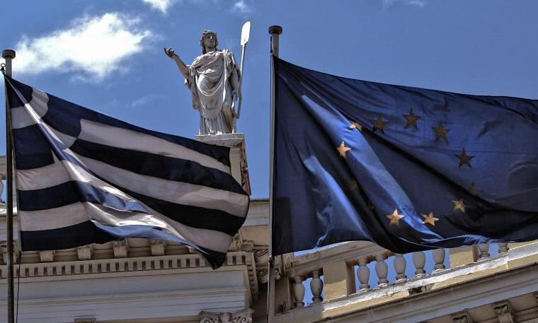Bild zu Flaggen in Athen