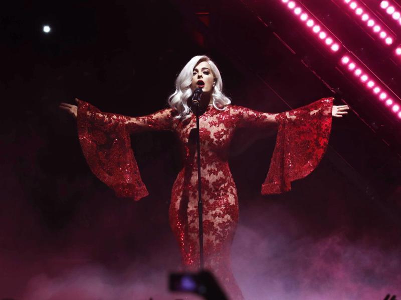 Bild zu MTV Europe Music Awards - Bebe Rexha