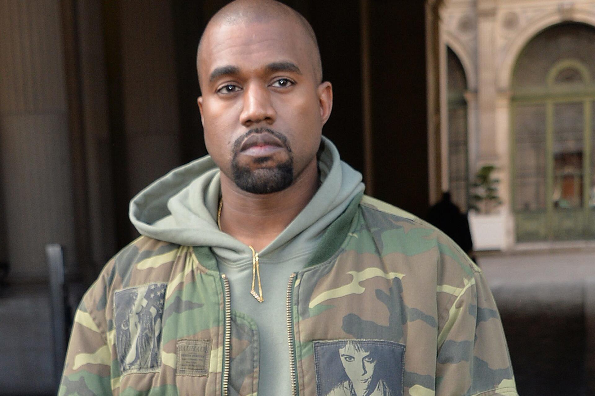 Bild zu Kanye West, Biopic