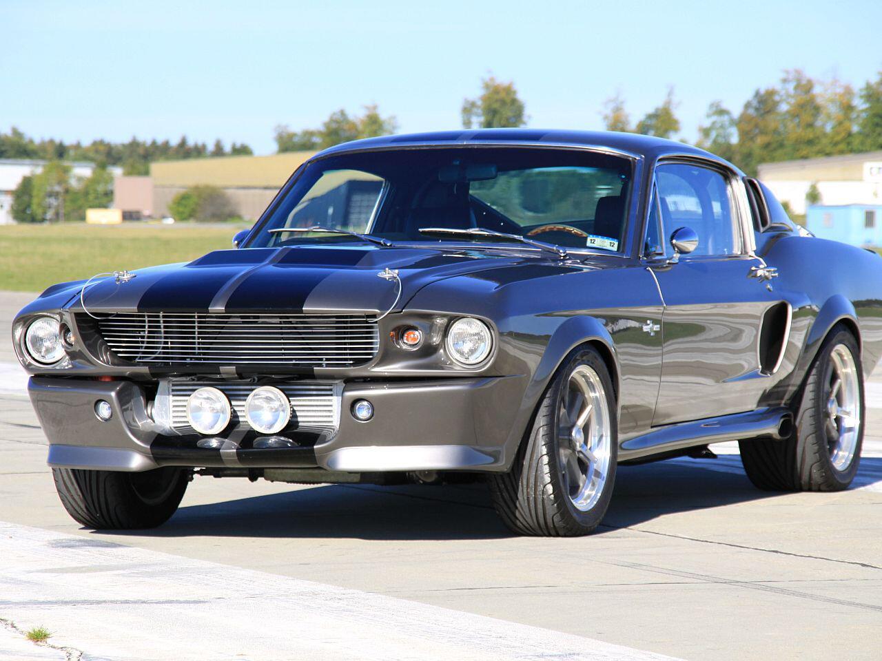 Bild zu Ford Mustang GT500