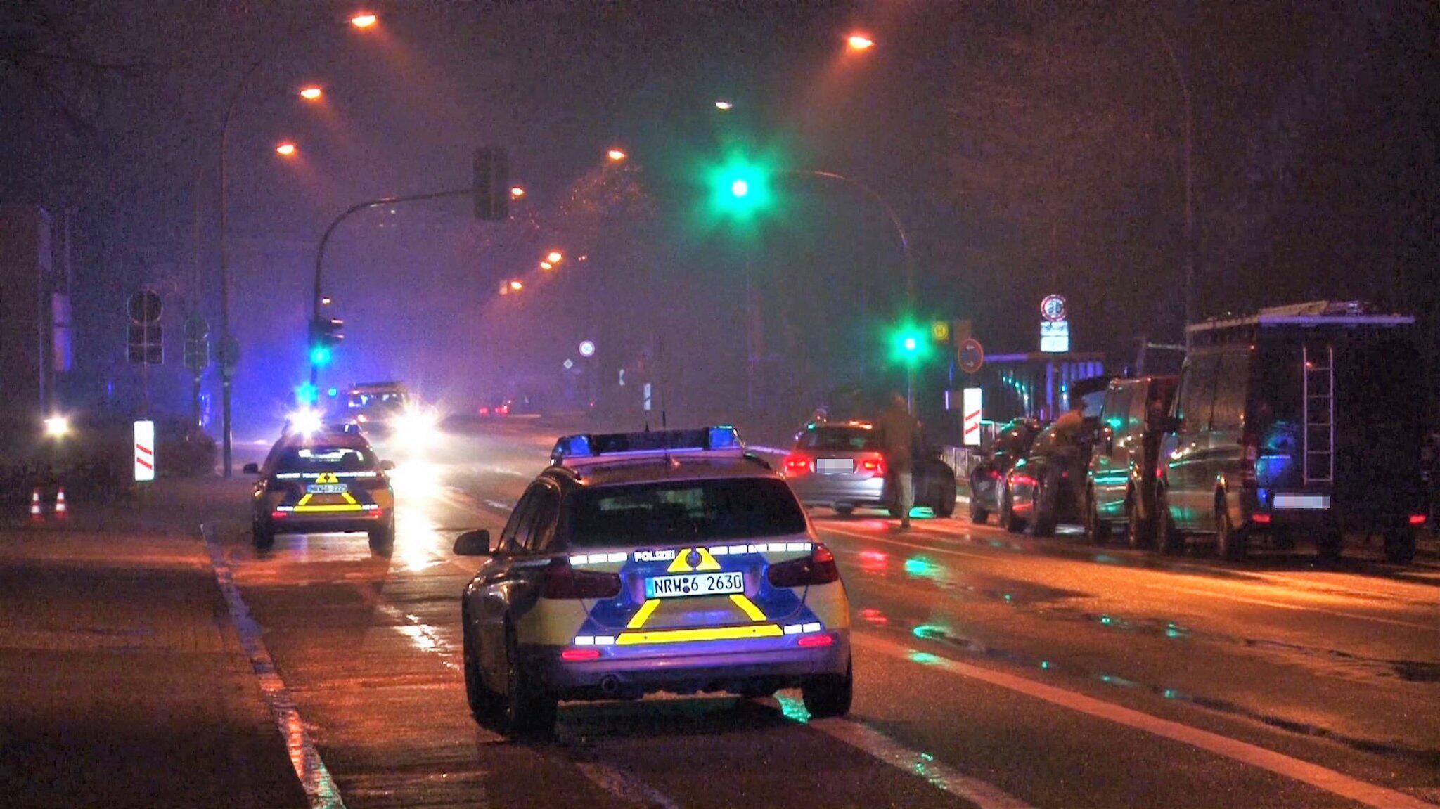 Bild zu Polizeieinsatz in Lengerich