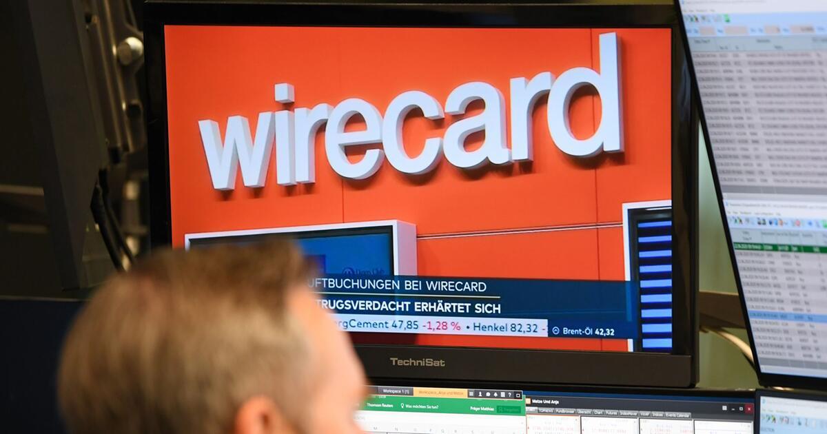 Börse Wirecard