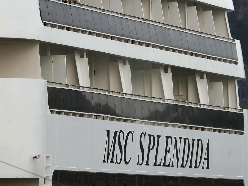 Bild zu «MSC Splendida»