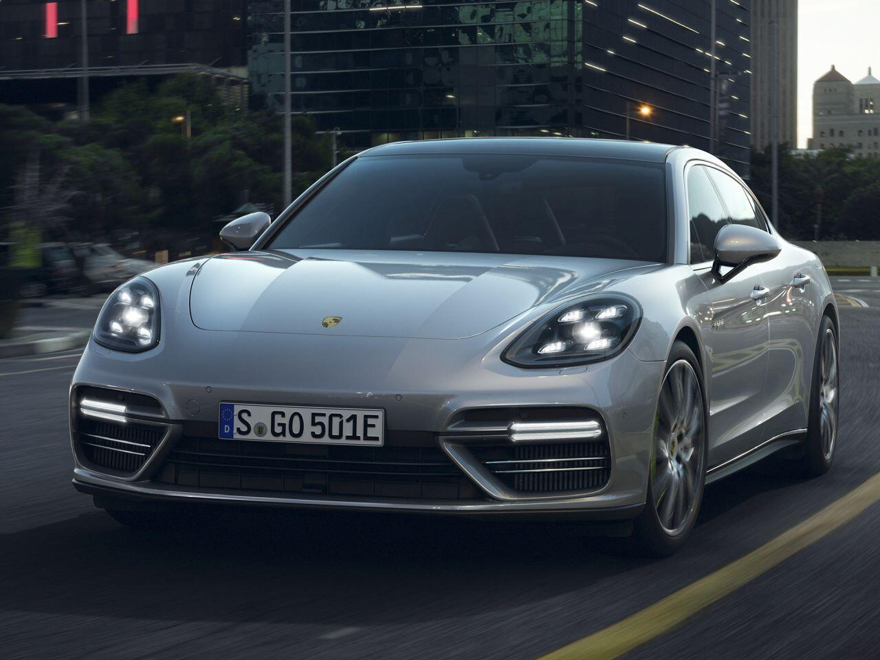 Bild zu Porsche Panamera