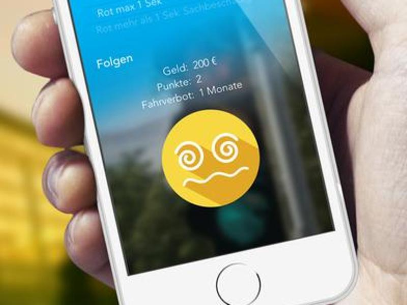 Bild zu App Bußgeldrechner 2016
