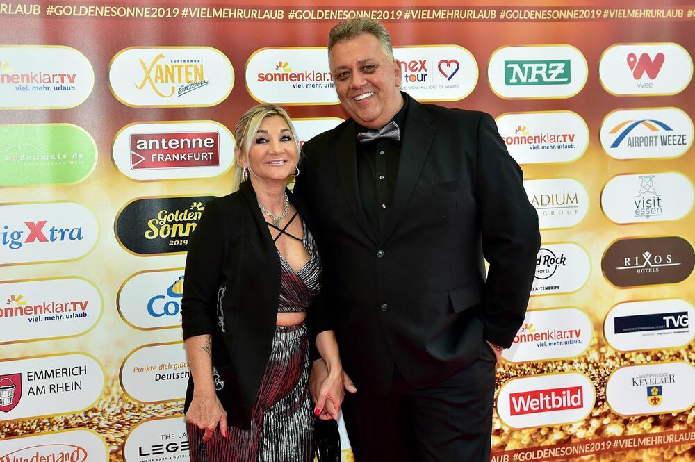 Frank Fussbroich mit Ehefrau Elke Fussbroich