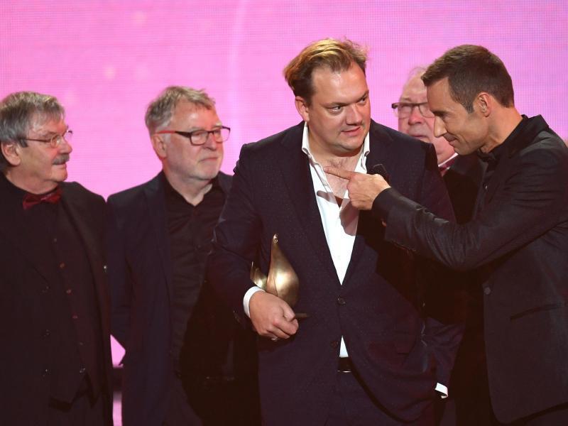 Bild zu Goldene Henne 2016 - Verleihung