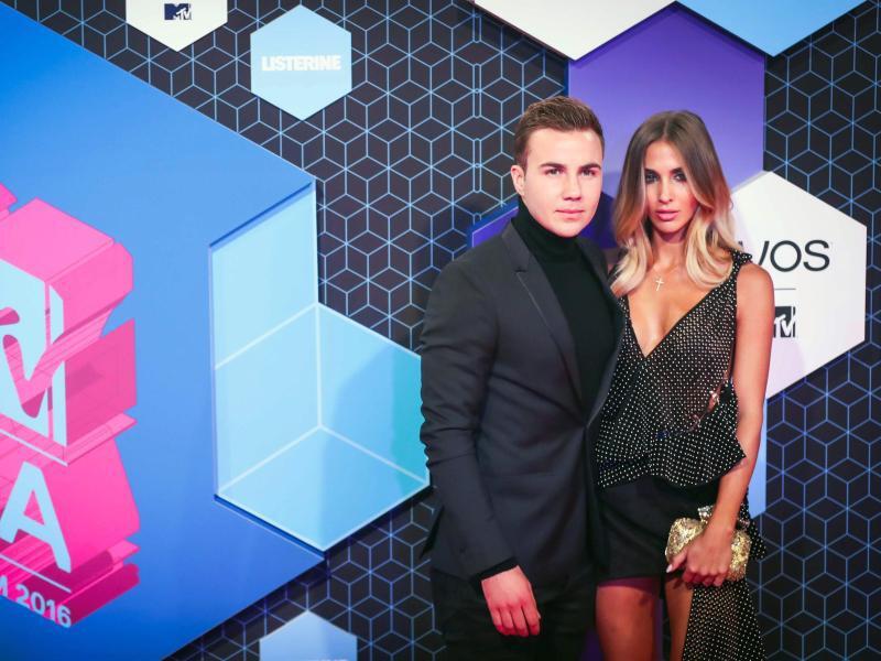 Bild zu MTV Europe Music Awards - Mario Götze