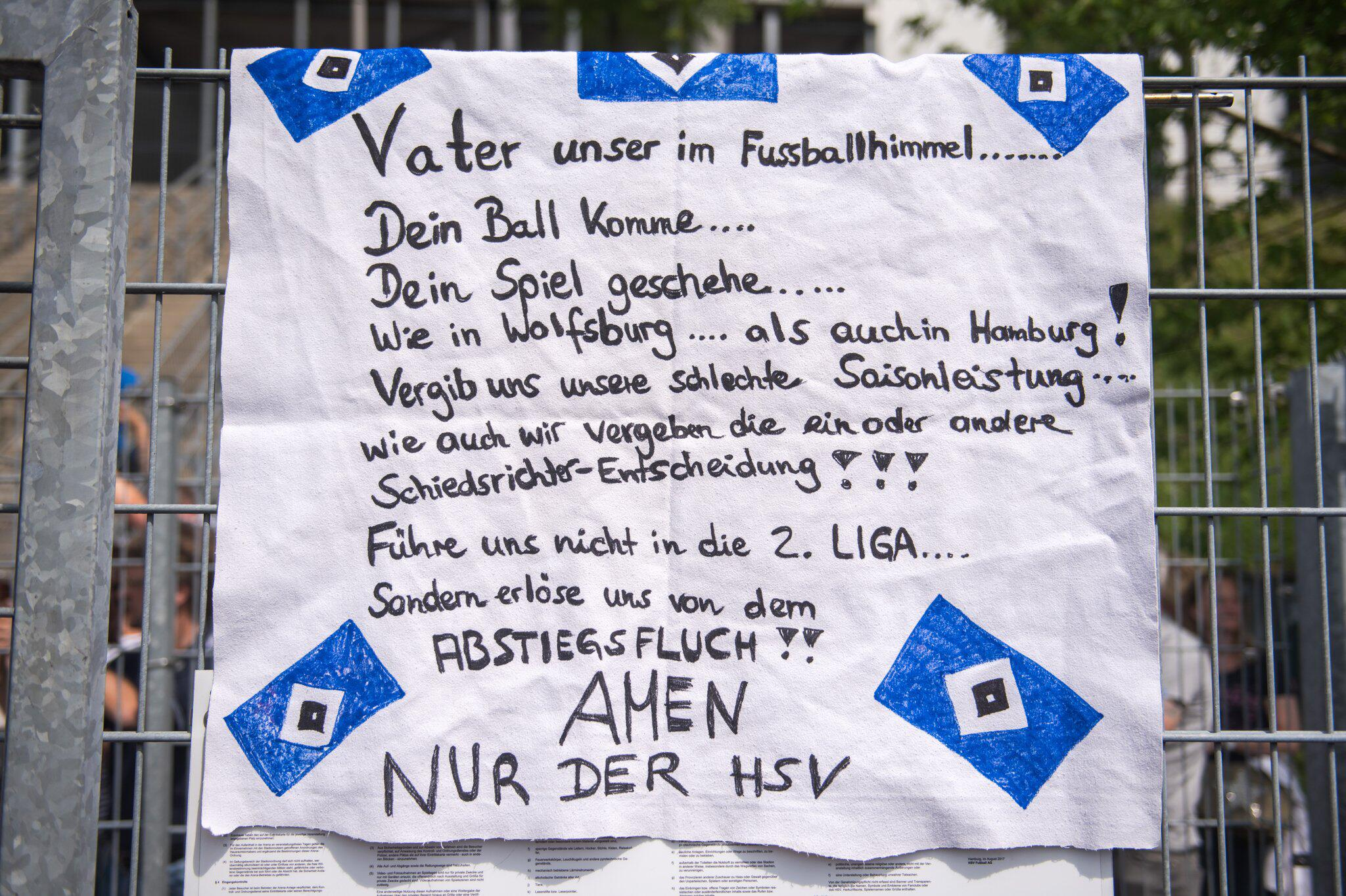 Bild zu Training Hamburger SV