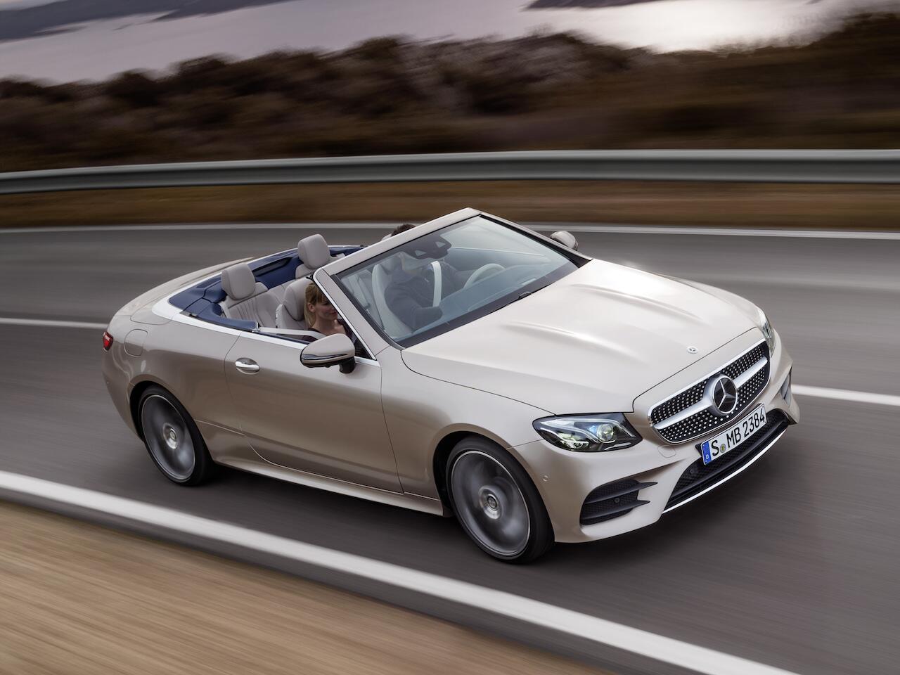 Bild zu Mercedes-Benz E-Klasse Cabriolet