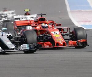 Motorsport: Grand Prix von Frankreich