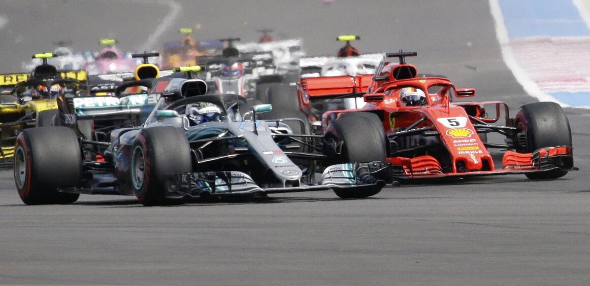 Bild zu Motorsport: Grand Prix von Frankreich