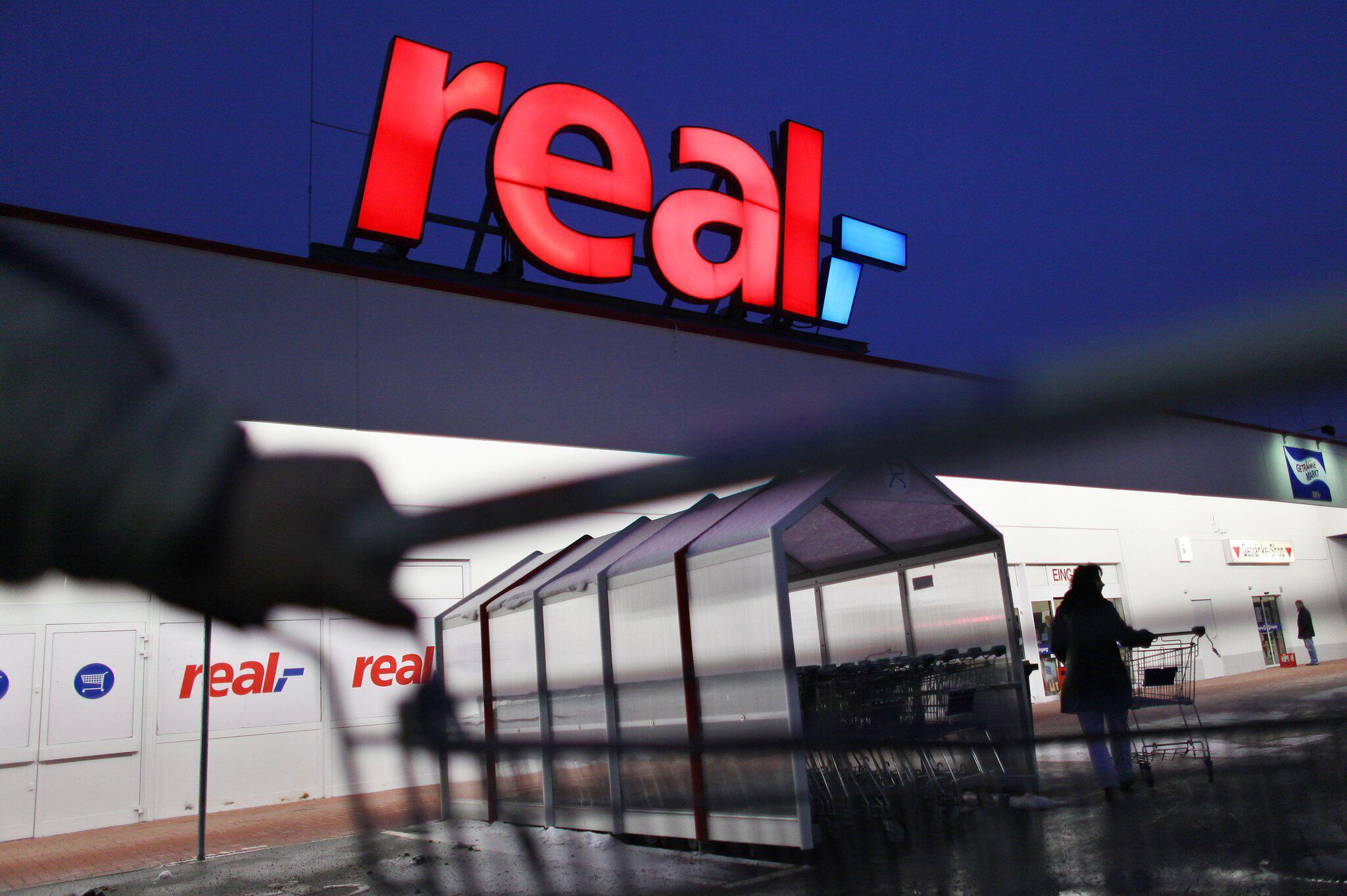 Bild zu Metro verkauft Supermarkttochter Real